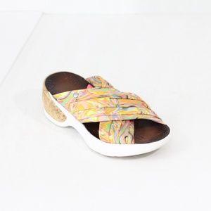 BZees Knockout Wedge Sandals Women Comfort Shoes
